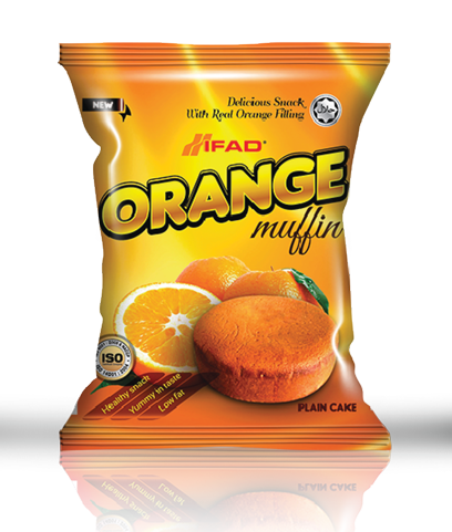 Picture of Ifad Orange  Cake (Muffin)